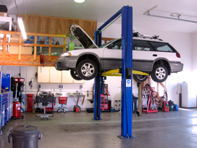 Brent's Autoworks